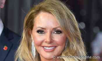Carol Vorderman opens up about third wedding