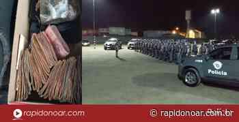 Gaeco e PM fazem megaoperação contra o PCC em Limeira - Rápido no Ar