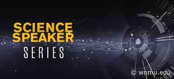 Science Speaker Series: Dr. Joel Blaxland - WNMU News