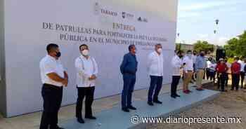 El Gobernador de Tabasco realiza gira de trabajo por Emiliano Zapata - Diario Presente