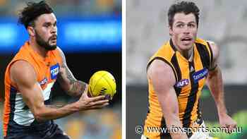 AFL trade news, rumours, whispers 2020: Trade blog, live chat, October 30, free agency opens, latest news, offers, contracts