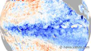 'Moderate to strong' La Niña weather event develops in the Pacific