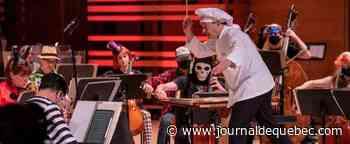 L'OSM fête l'Halloween: six concerts seront présentés en webdiffusion