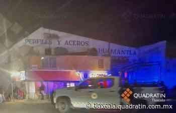 Localiza GN en Huamantla, mercancía robada - Quadratín Tlaxcala
