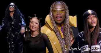 Brandy Recruited an All-Women Lineup for Her 2020 BET Hip Hop Awards Cypher - Vulture