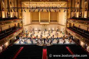 Hip-hop, holidays, and 'Music in Changing Times' on tap for BSO digital concerts - The Boston Globe