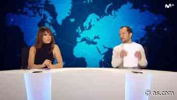 El informativo tuitero de Ángel Martín da el salto a la tele con un dardo a Ferreras - AS