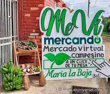 Pequeños productores de Bolívar dan el salto hacia el comercio virtual - El Universal - Colombia