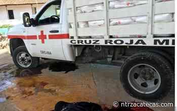Encuentran a hombre ensangrentado en El Salto - NTR Zacatecas .com