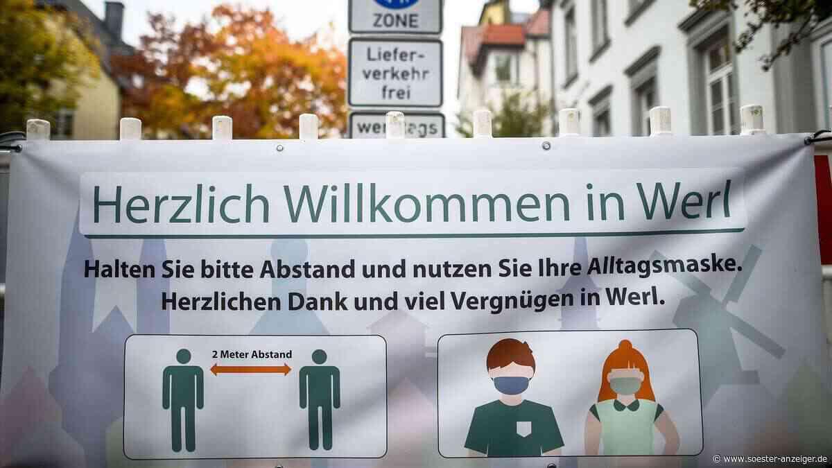 Coronavirus im Kreis Soest: Werl hebt Allgemeinverfügung für das Stadtgebiet auf - Sporthallen ab sofort ge... - soester-anzeiger.de