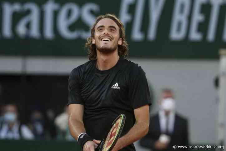 Stefanos Tsitsipas: Grigor Dimitrov favorite to beat me in Vienna