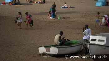 Immer mehr Migranten erreichen die Kanaren
