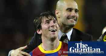 Pep Guardiola a target for Barcelona presidential candidate Víctor Font