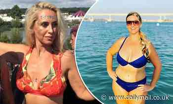 Josie Gibson lashes out at body-shaming troll after being branded 'absolutely vile'