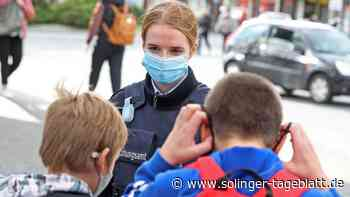 Kontrolle der Maskenpflicht ist wichtige Geduldsfrage