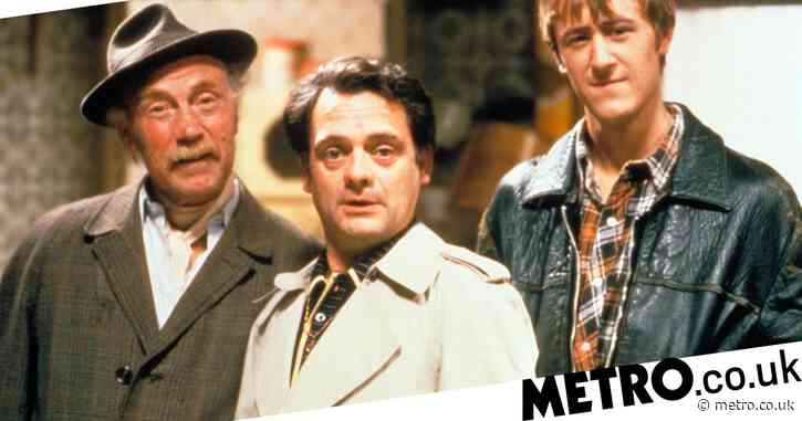 Sir David Jason was never meant to play Del Boy in Only Fools and Horses