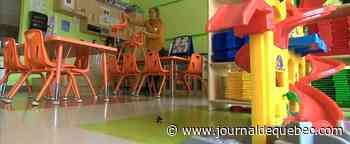 Des éducatrices de service de garde en colère contre le ministre Roberge