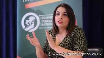 Former Sinn Fein MP Elisha McCallion and two party officials resign over failure to pay back Covid funds