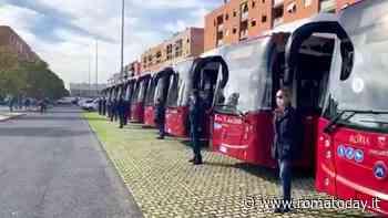 """Nuovi bus tra Casal Monastero e Talenti. Raggi: """"Entro fine mandato rinnoviamo oltre la metà della flotta"""""""