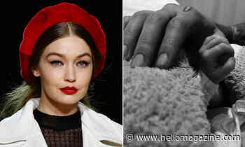 New mum Gigi Hadid pens emotional letter following baby's arrival