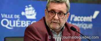 Le maire Labeaume critique le bilan des libéraux fédéraux