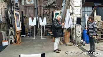 Zwei Tage des Offenen Ateliers in Bergtheim - Main-Post