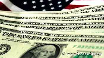 Kräftiges Wachstum für US-Wirtschaft im dritten Quartal