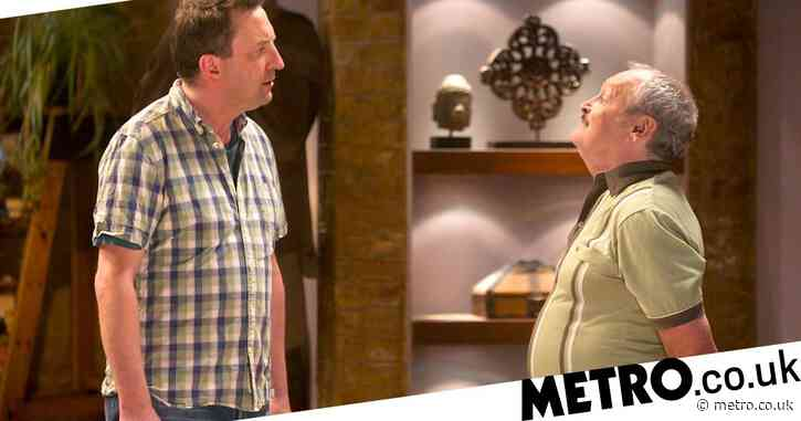 Bobby Ball dead: Lee Mack 'utterly shocked' as he pays tribute to Not Going out co-star
