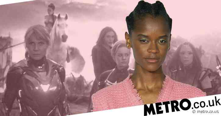 Black Panther's Letitia Wright thinks it's 'only a matter of time' before Marvel makes all-female Avengers movie