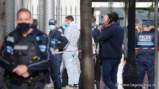 """Macron nach Messerangriff in Nizza: """"Frankreich wird nicht klein beigeben"""""""