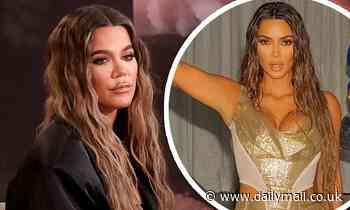 Khloe Kardashian defends sister Kim's extravagant 40th birthday beach getaway