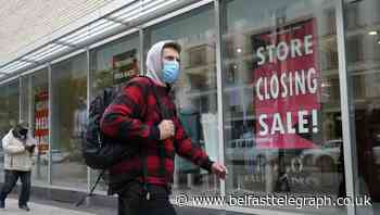US economy grows by 33% but faces renewed threat from pandemic