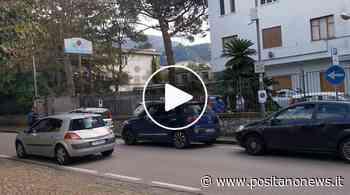 Piano di Sorrento: l'Usca continua con i tamponi in modalità drive in - Positanonews