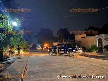 Queman autobús e intentan incendiar una casa en Acayucan y Oluta - alcalorpolitico