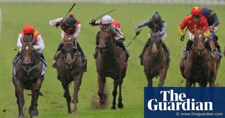 Jockeys get no benefit from using a whip in horse racing, landmark study finds