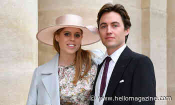 Princess Beatrice's husband Edoardo teases future holiday plans