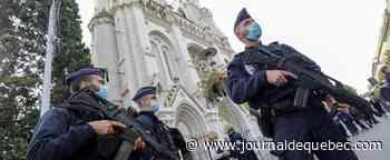 France: trois personnes poignardées à mort dans une église au cours d'une «attaque terroriste islamiste»