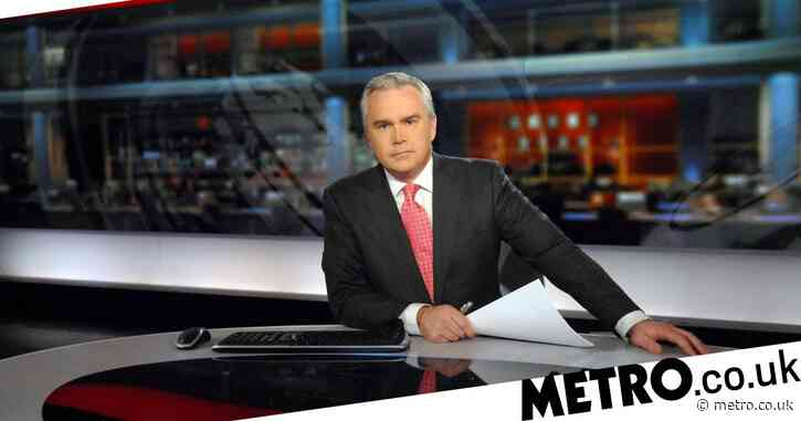 Newsreader Huw Edwards has cheeky response to BBC's new 'virtue signalling' social media guidelines