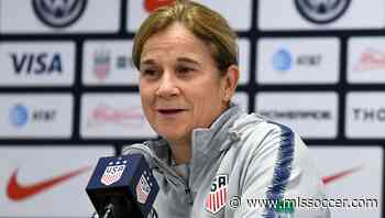 Jill Ellis, DC United reportedly hold informal talks about head coaching job