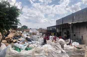 Trabalhadores falam sobre a coleta de recicláveis em Lagoa da Prata - Sou Mais Lagoa