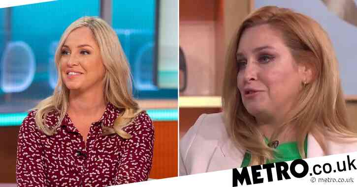 Heartbroken Josie Gibson hits back at online troll who cruelly criticised her 'weight' on This Morning