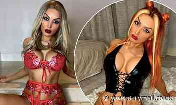 Ex On The Beach's ZaraLena Jackson puts on a racy display in sexy lingerie snaps