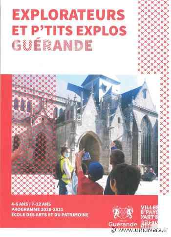 Les Explorateurs deviennent des troubadours 17 boulevard du Nord 44350 Guerande Guérande - Unidivers