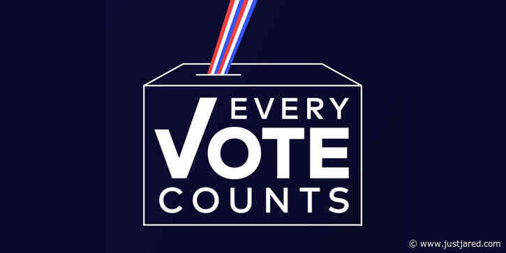 Every Vote Counts Election 2020 Special - Celebrity Lineup Revealed!