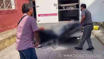 A cuchilladas le arrebatan la vida a popular panadero en Tenosique - tabasco hoy