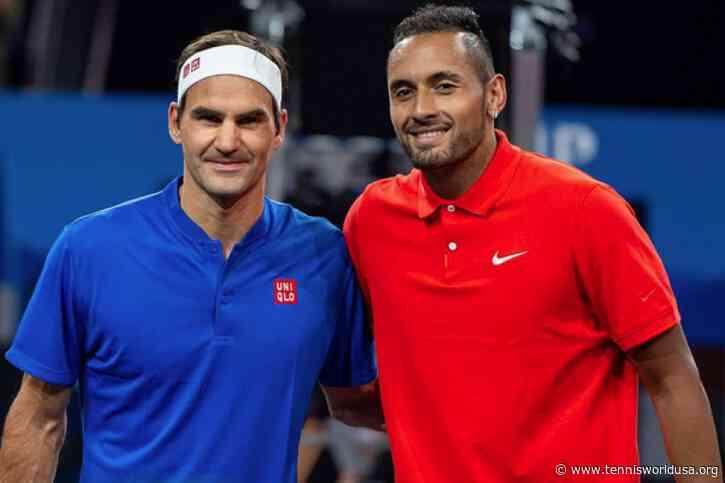 Nick Kyrgios: 'Roger Federer is like Michael Jordan but Rafael Nadal is also in..'