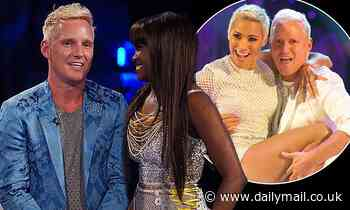 Jamie Laing predicts his former Strictly pro partner Oti Mabuse would have ended up 'hating him'