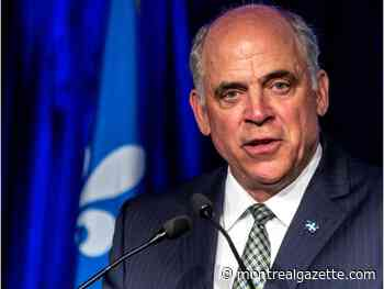 Quebec economy minister should be reprimanded, commissioner rules