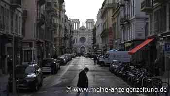 Nizza: Brutale Messer-Attacke erschüttert Frankreich - Frau in Kirche enthauptet - Details zum Täter