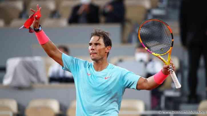 Rafael Nadal: I swear I didn't hear what Goran Ivanisevic said before RG final